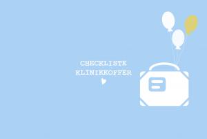Checkliste Klinikkoffer 300x201 - Checklisten Klinikkoffer, Erstaussstattung & Co.