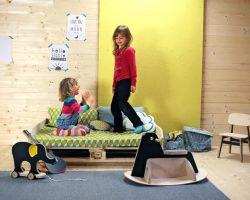 Kreatives Kinderzimmer für Familien in Köln