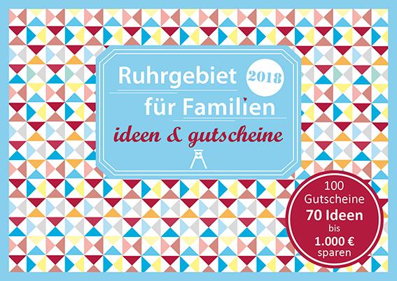 03 Ruhr Cover 72 - Familien-Gutscheinbücher München, Berlin, Köln, Ruhrgebiet und Stuttgart