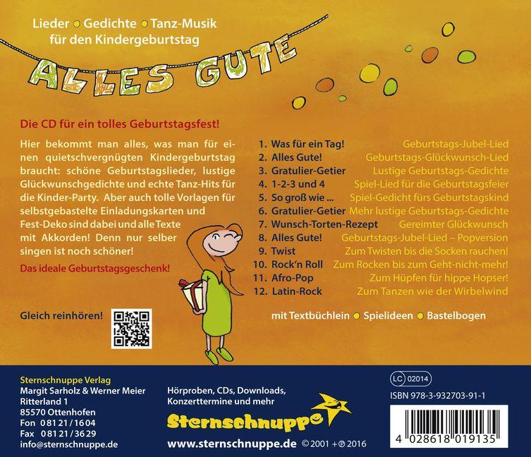 Alles Gute CD