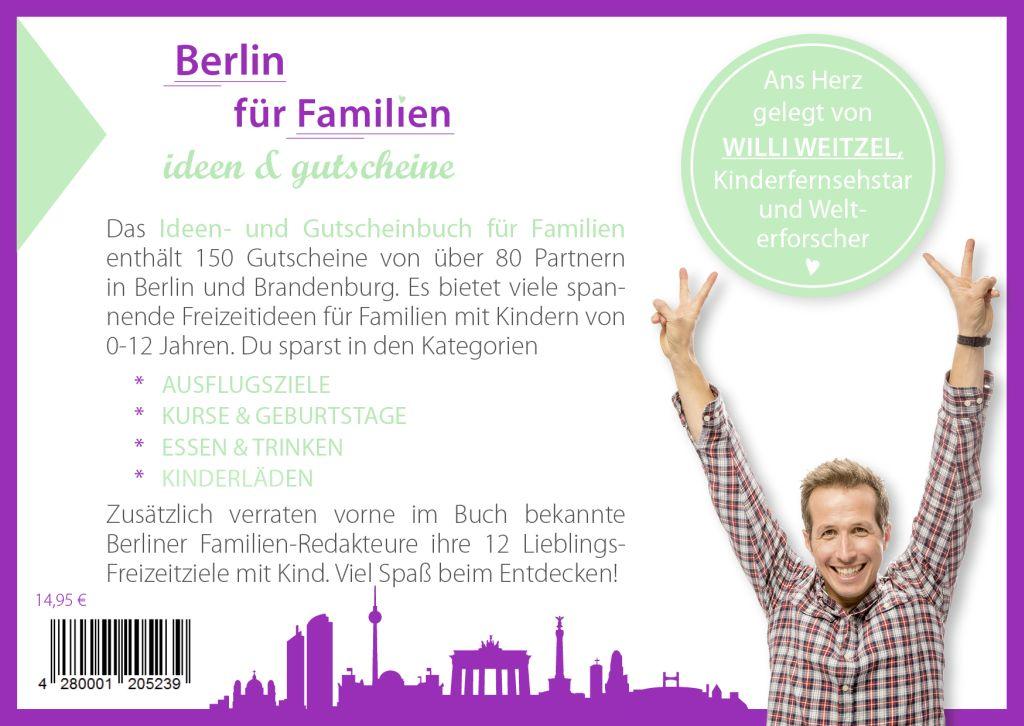 Gutscheinbuch Berlin für Famillien back - Gutscheinbuch Berlin für Familien