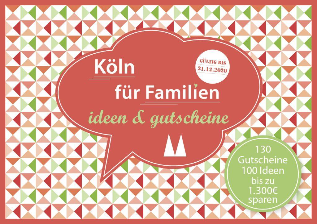 Gutscheinbuch Köln für Famillien kl - Gutscheinbuch Köln 2019