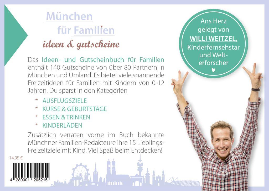 Gutscheinbuch München für Famillien back - Gutscheinbuch München für Familien