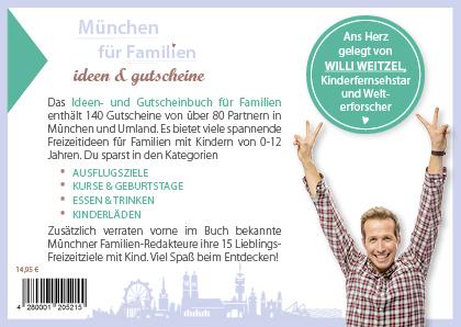 Gutscheinbuch München 2019