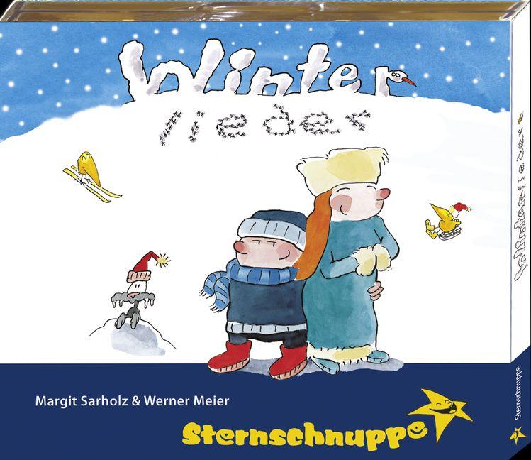 Bayerisch-verschmitzte Winter- und Weihnachtslieder - my city kids
