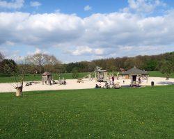 Forstbotanischer Garten mit Spielplatz