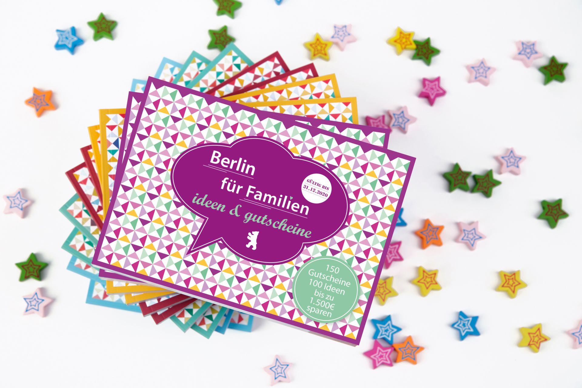 Gutscheinbuch Berlin - Gutscheinbuch: Berlin für Familien