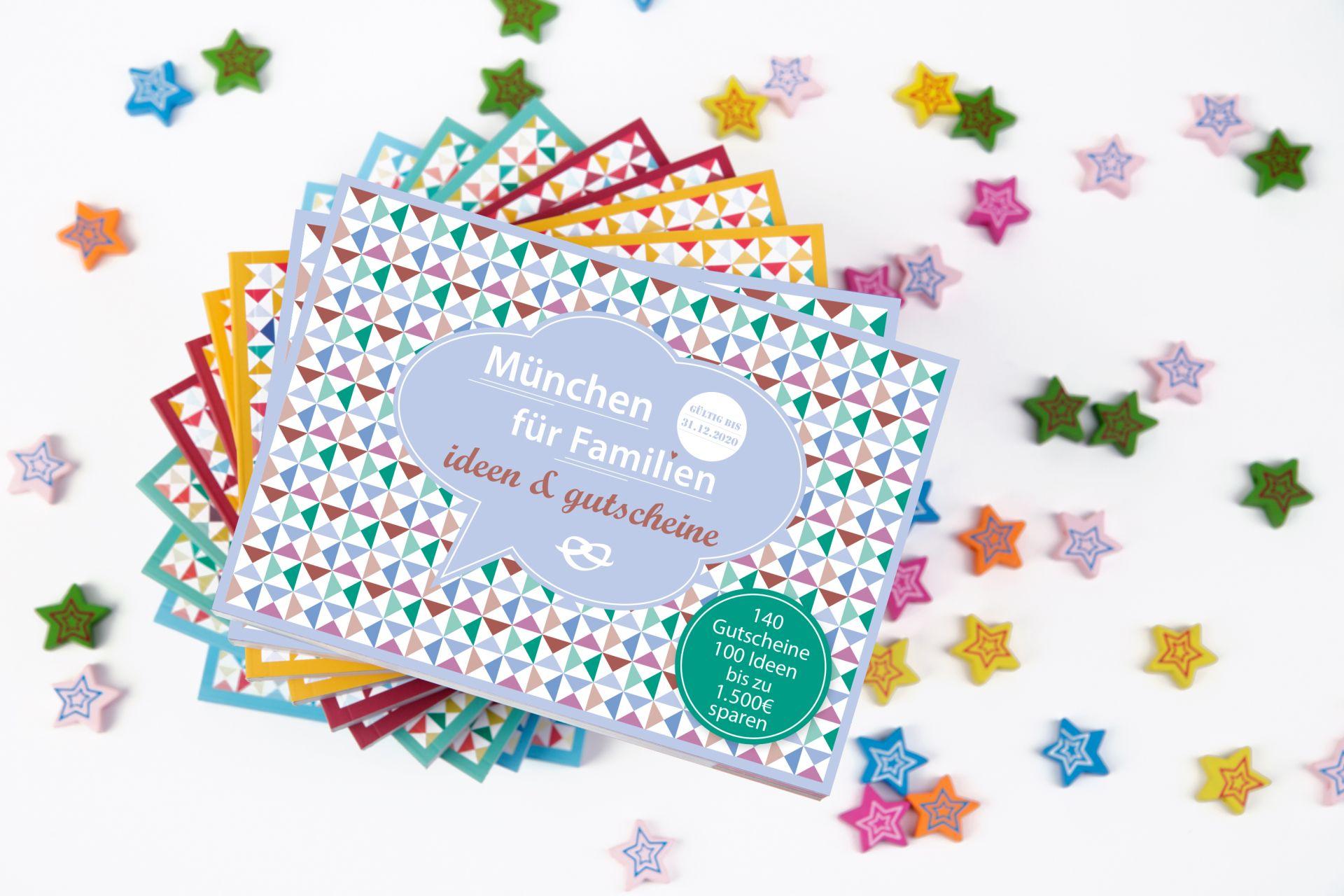 Gutscheinbuch München - Gewinnspiel Gutscheinbücher für Familien