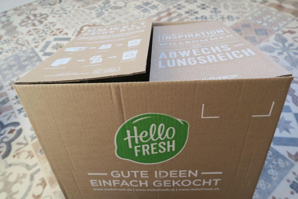 Hello Fresh 9klein - Hello Fresh - mit frischen Zutaten lecker für die Familie kochen