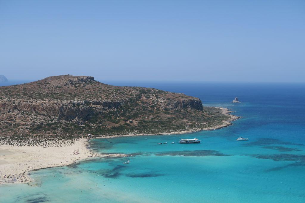Kreta Elafonisi 3 klein - Kreta mit der Familie
