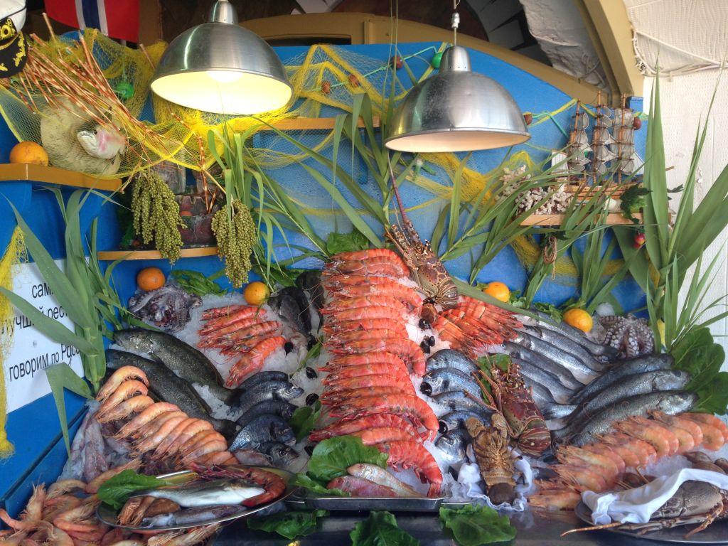 Kreta Preveli Beach Restauranttipp klein - Kreta mit der Familie