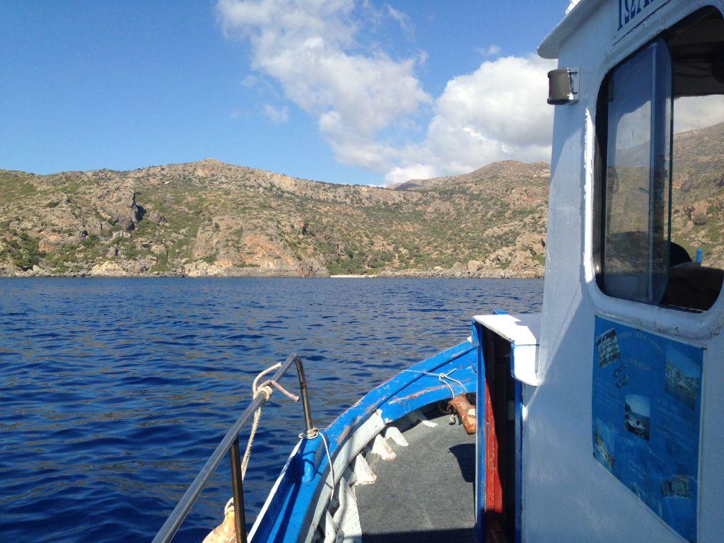 Kreta Sougia Lissos 1 klein - Kreta mit der Familie