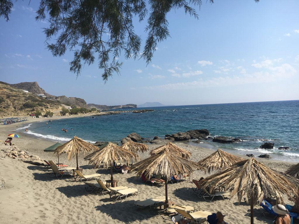 Kreta Strand klein - Kreta mit der Familie